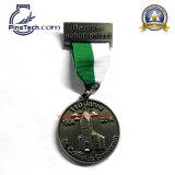 Общественное медаль сувенира с отделкой золота