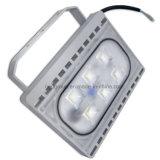 Tipo moderno mini luz de 50 watts de inundação ultra magro do diodo emissor de luz com IP65 SMD2835 para o uso ao ar livre