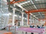 Panneau composé en aluminium de système Construcition de revêtement de mur de matériau de construction