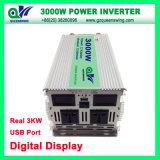3000W cheio Modified Power Inverter com USB e Digital Display