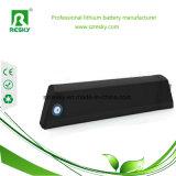 250W pacchetto della batteria di litio dello Li-ione 36V 10.4 ah per MTB Fatbike elettrico