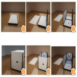 Split складывая дом тары для хранения для пакгауза