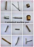 Piezas de encargo de la máquina, piezas mecánicas, trabajadas a máquina según dibujos