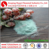 Heptahidrato cristalino del sulfato ferroso del uso del fertilizante del sulfato del hierro del verde de la pureza del 98%