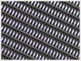 Acoplamiento de alambre holandés de la armadura de tela cruzada del acero inoxidable
