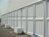 Aluminum Frame Permanent Uses ABS Solid Wall Canopy Tent