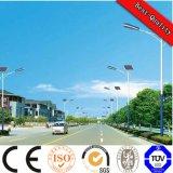 5 anos de luz de rua 30W-120W solar certificada ISO da garantia