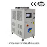 refrigeratore di acqua industriale raffreddato aria 6HP
