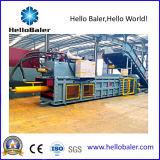 Máquina de empacotamento automática para sucata de papel ondulada de papel Waste