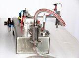 1000-5000ml kies Hoofd Vloeibare Pneumatische het Vullen Softdrink van de Shampoo Machine uit
