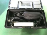 Laser-Markierungs-Maschine der Faser-20W bewegliche für Metall und Plastik