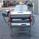 Système de courroie de refroidissement à l'air pour l'enduit de poudre