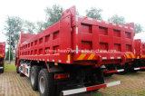 Caminhão de descarga pesado do descarregador do camião de Sinotruk HOWO 8X4