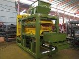 Горячая машина кирпича гидравлического давления сбывания Qtj4-25 Compressed