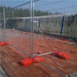Anping Hot Dipped Galvanized Temporary Fence Used für Baustelle