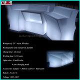 Commerciële LED Nail Bar Furniture voor Winkelcomplex