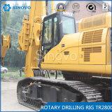 TR280D hydraulische DrehDril Anlage für Basis-Aufbau