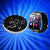 Batería de la célula del botón del litio para el reloj elegante androide