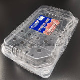 Plástico PVC / PP / Blister Pack de Pet Packaging Clamshell