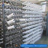 Белым вкладыш сплетенный полипропиленом зерна Rolls