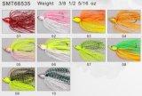 Richiamo progettato e verniciato del PRO grado superiore di pesca bassa del filatore dell'esca 66534 di pesca