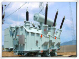 Dreiphasig, zwei oder drei Wicklungen und AufEingabe Spannungs-Regelungs-Leistungstranformator für Stromversorgung