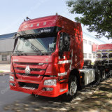 HOWO 371HP 6*4 camion de remorquage de 60 tonnes semi/camion de moteur