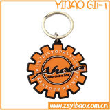 Promotional Gift (YB-k-005)를 위한 Sell 최신 PVC Keychain
