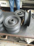 Roue en aluminium de poulie de qualité à vendre