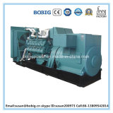 62kVA leiser Typ Weichai-Deutz Marken-Dieselgenerator mit Druckluftanlasser