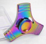 Het hoogste Verkopen friemelt de Spanning van de Versie van de Spinner de de Kleurrijke Spinner van de Hand/Gyroscoop van de Vingertop