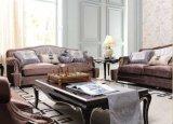 كلاسيكيّة خشبيّة بناء أريكة لأنّ يعيش غرفة