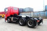 Hongyan Genlvon 6x4 25ton Dump Truck met 18cbm Capacity voor Iveco
