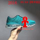 2016 sapatas novas dos esportes das sapatas Running de coxim de ar dos homens