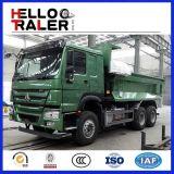 10의 바퀴 덤프 트럭 6X4 336HP 20 톤 덤프 트럭
