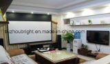 Manueller Bildschirm-Projektions-Bildschirm-Projektor rastert Projektor-Bildschirm