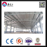 Magazzino della struttura d'acciaio di prezzi bassi o workshop (ZY449)