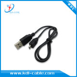 белые данные по USB заряжателя кабеля USB Micro 5pin