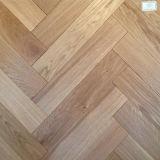 Projeto novo revestimento de madeira Herringbone projetado