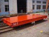 産業モーターを備えられた転送の平らなカート