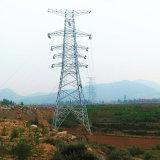 500kv線形送電の格子タワー
