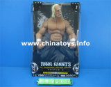 La più nuova plastica molle gioca la bambola del lottatore con la cinghia dell'oro (845206)