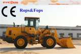 Rops&Fops를 가진 3 톤 Hydraulic Front End Loader Er35