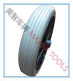 feste Reifen-Hilfsmittel-Karren-Räder Belüftung-8X1.75