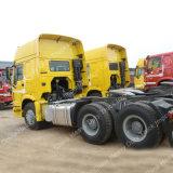 camion della testa del trattore di 420HP Sinotruck HOWO A7 6X4