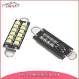 PWB eccellente di illuminazione dell'indicatore luminoso dell'automobile del ciclo 12*5050SMD LED di 36mm