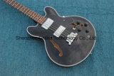 Guitare basse de jazz mince creux de corps des ventes en gros Es335 (GB-54)