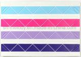 Grandi angoli multicolori della foto del PVC per la decorazione