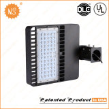 Iluminación al aire libre mencionada del estacionamiento de la UL Dlc Lm79 IP65 100W LED