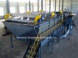 Флотации растворенным воздухом Daf для очистки сточных вод